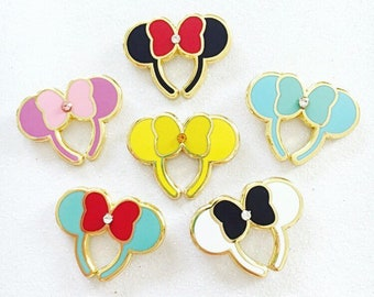 Mouse Ear Park Pins