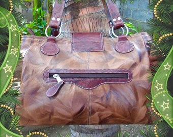 Everest Clear Satchel Bag