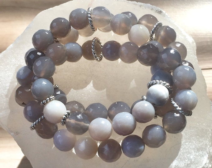 Gentle Soul | Infinity Wrap Bracelet