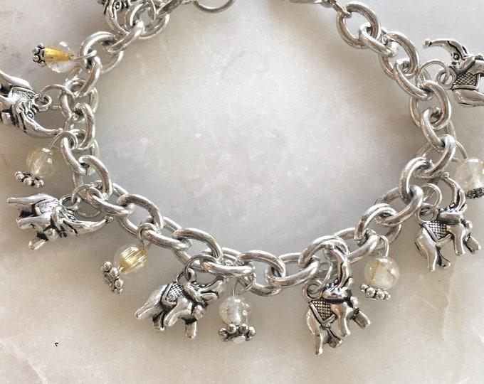 Cherished Memories | Charm Bracelet