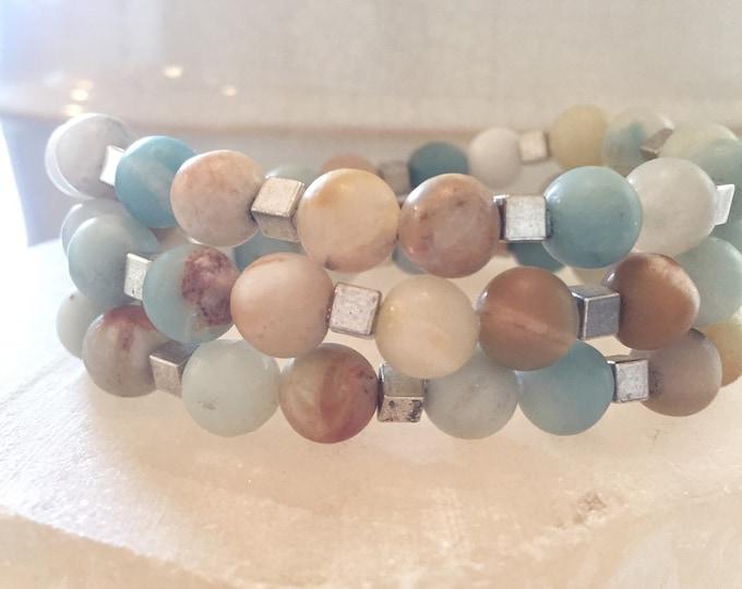 Sweet Water | Infinity Wrap Bracelet