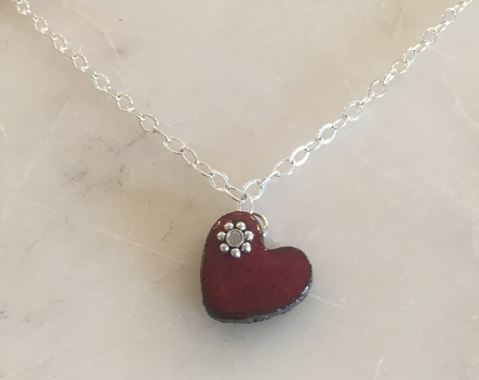 SweetHeart Chain Necklace
