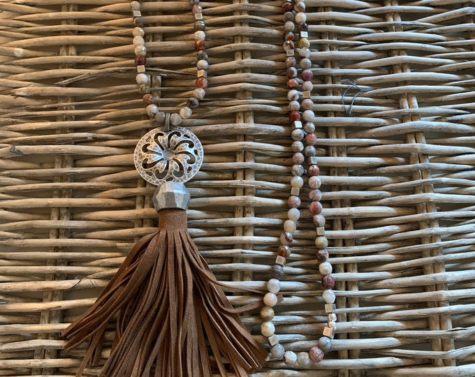 FaithFULL | Mala Inspired Necklace