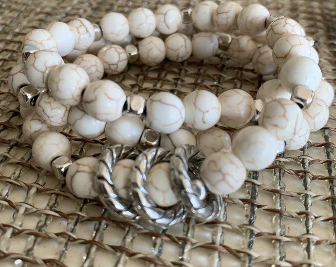 Bella Trilogy - Infinity Wrap Bracelet