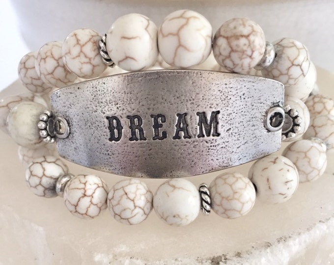 Dream  | Infinity Wrap Bracelet
