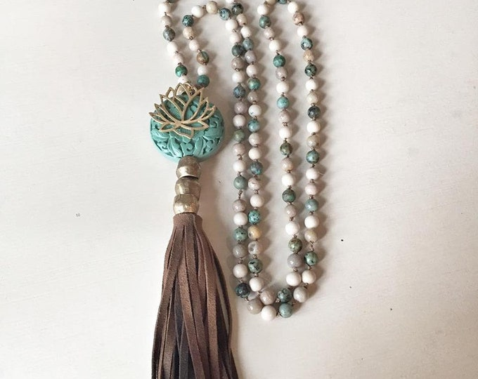 Cherished | Mala Necklace