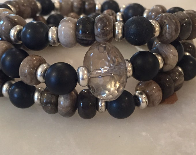 Charleston | Infinity Wrap Bracelet