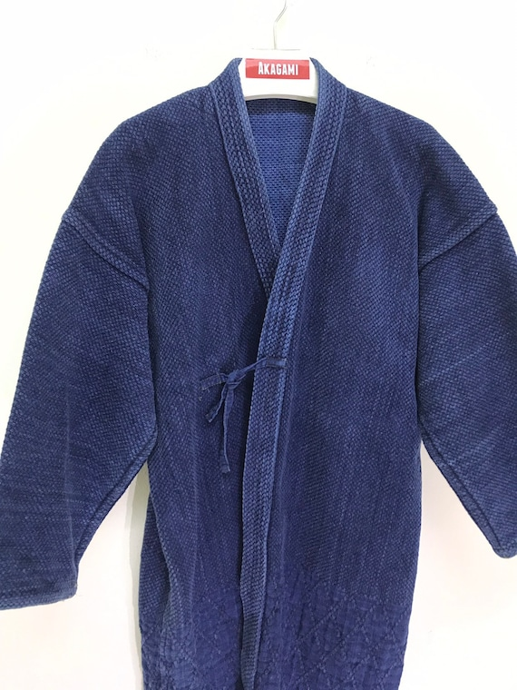 Made in Japan Vintage Kendo Jacket Noragi Indigo B