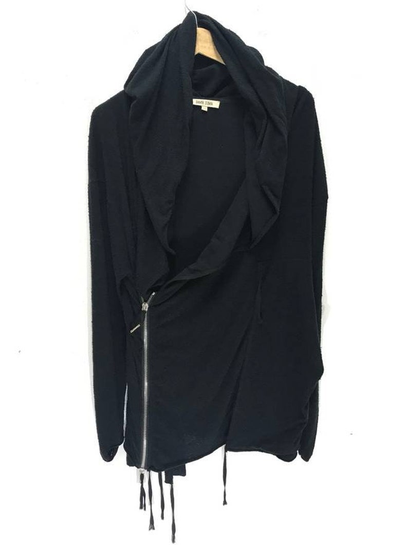 8c55f4c8139 Made in Portugal Damir Doma Hoodie Assymetric Light Jacket