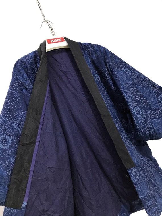 Made in Japan Vintage Hanten Jacket Padding Wadded
