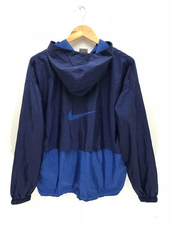 nike hoodie vintage 90s