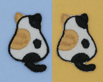 Mini Calico Cat Patch