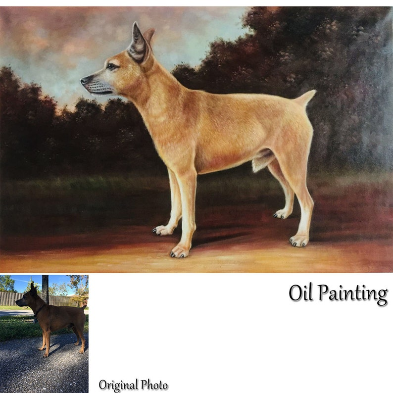 Pet Custom Drawing,Pet portrait custom,Christmas portraits,Draw my dog Museum Quality Painting,Pet Portrait Oil,Pet Portrait from photo