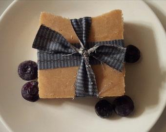 Blueberry Mango Goat's Milk Soap