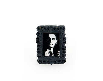 Twin Peaks ring-Agent Cooper