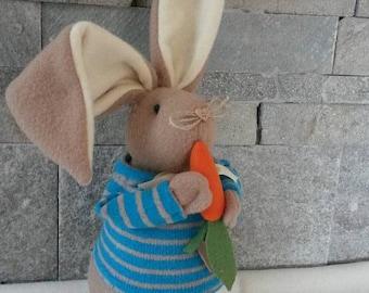 Peter Rabbit - cartamodello - Pattern