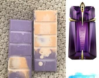 Alien Soy Wax Snap Bar - Wax Melts - Wax Tarts - fruity - dupe type - vegan - gift - birthday - anniversary - jasmine - amber - valentines