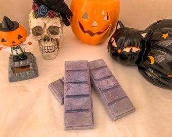 Witches Brew Soy Wax Melts - Wax Melts - Wax Tarts - Halloween - sensual -  musk - vegan - gift - homely - sandalwood - amber - vanilla