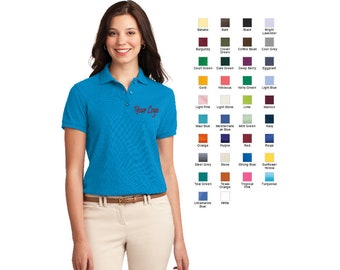 Port Authority® Silk Touch™ Polo. L500
