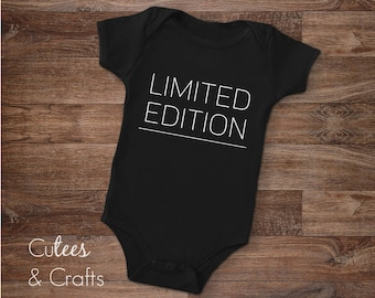 Limited Edition / baby tee