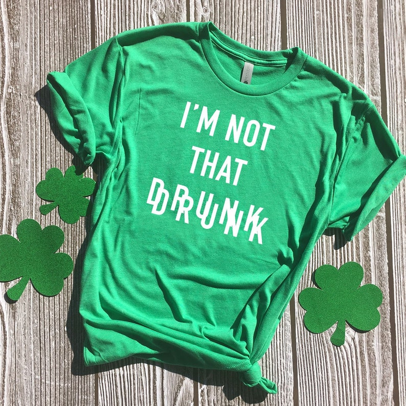 494cdc5e0 Womens St Patricks Day Shirt Cute St Patricks Day Shirt | Etsy