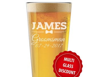 Personalized Pint Glass, Engraved Beer Glasses, Custom Beer Glass, Monogram Beer Glass, Etched Beer Glasses, Personalized Pint Glasses,
