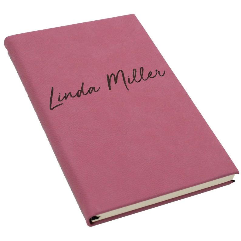 Blank Journals And Notebooks Journal For Women Personalized Journal Notebook Personalized Journal For Teens Monogram Journal