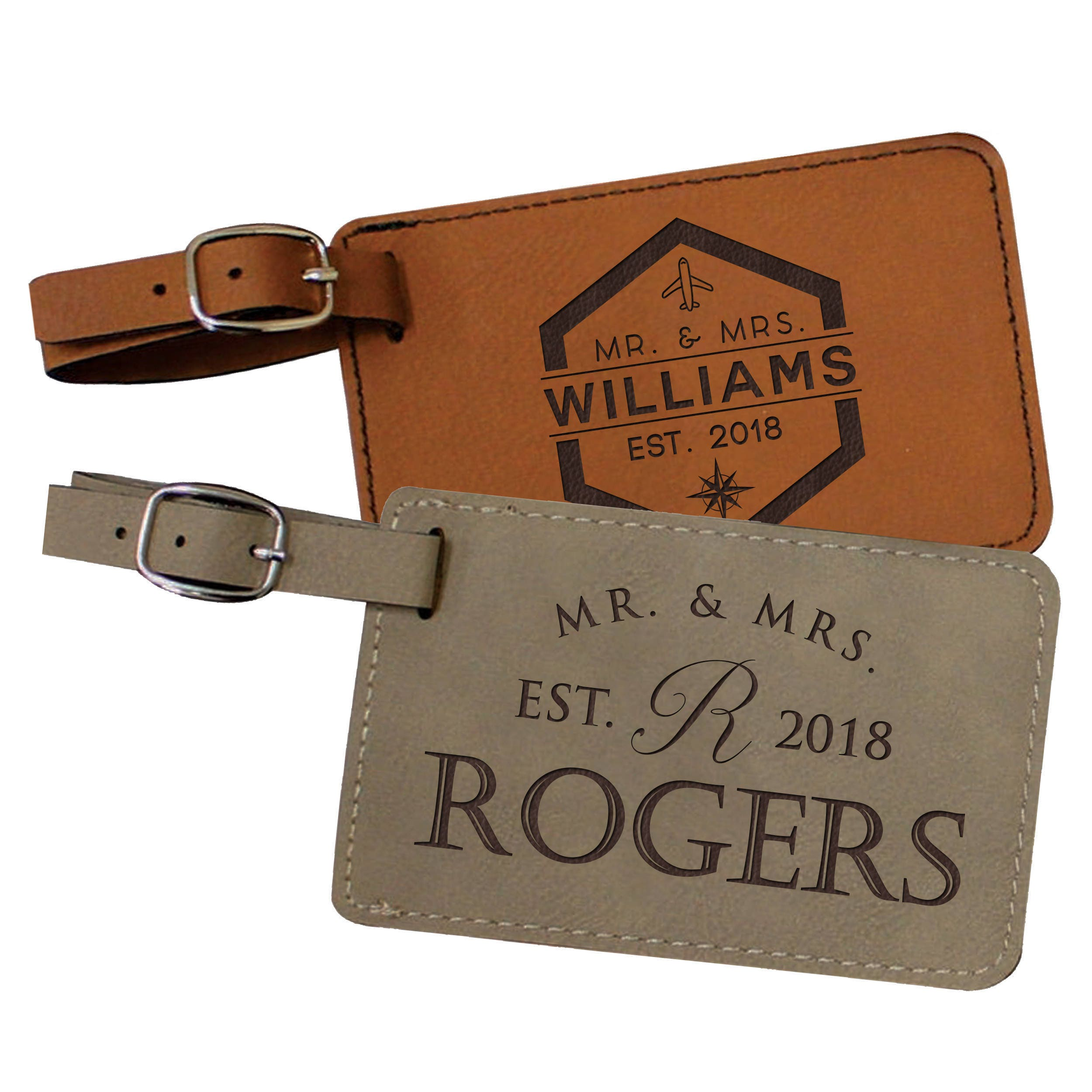 15120e4fe748 Custom Luggage Tag, Personalized Leather Luggage Tag, Luggage Tags  Personalized, Monogram Luggage Tag, Engraved Luggage Tag, Business Gift