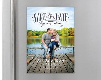 Standard Save the Date aimants (paquet de 25)