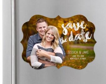 Boutique Save the Date aimants (paquet de 25)