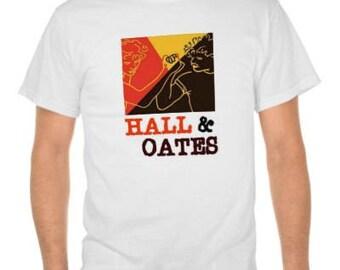 Hall and Oates     Tshirt shirt