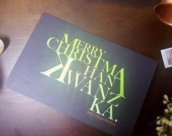 Merry Christmahanakwanzaka!