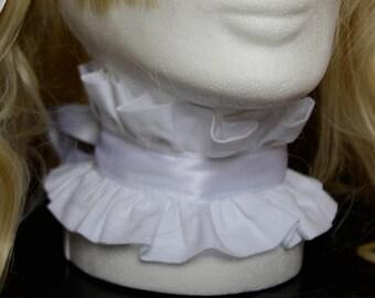Neck brace choker Necklace Lolita Gothic various colors
