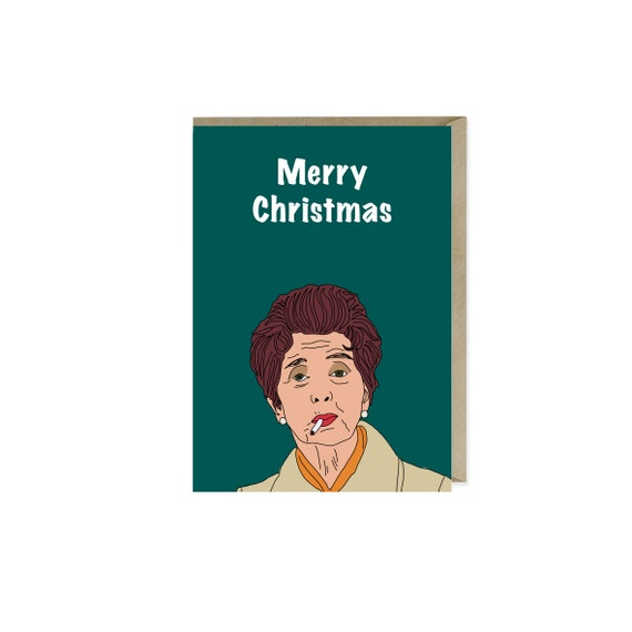 Dot Cotton Christmas Card