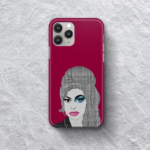 Amy Winehouse Phone Case