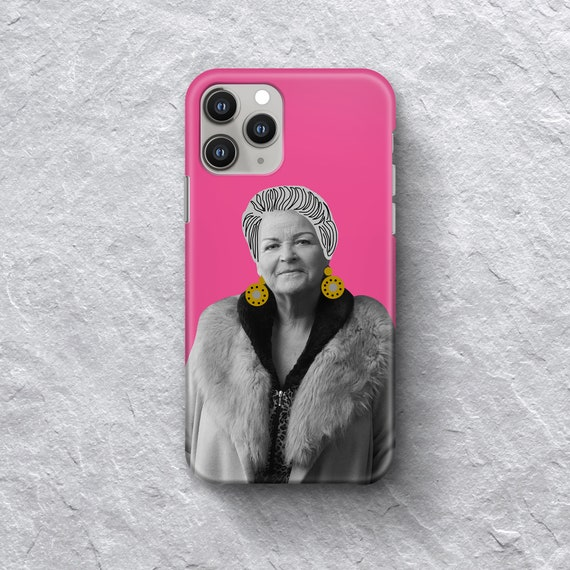 Pat Butcher Phone Case