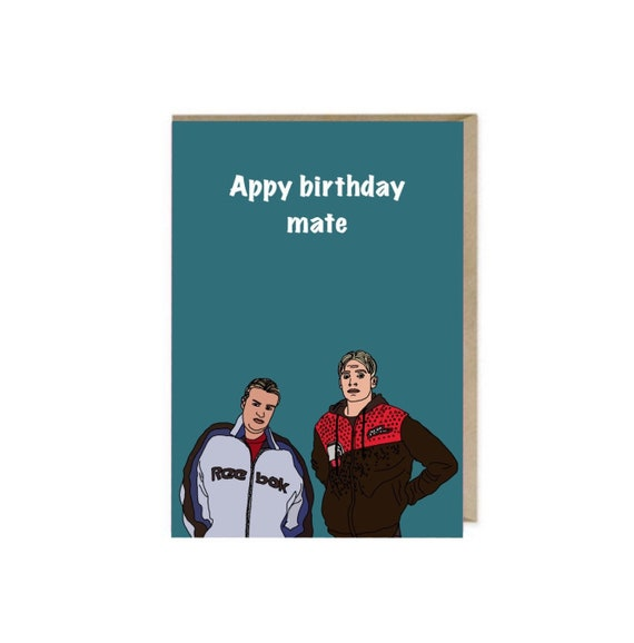 This Country Birthday Card
