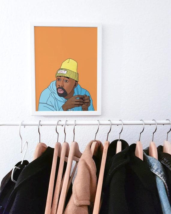 Tyler The Creator Print