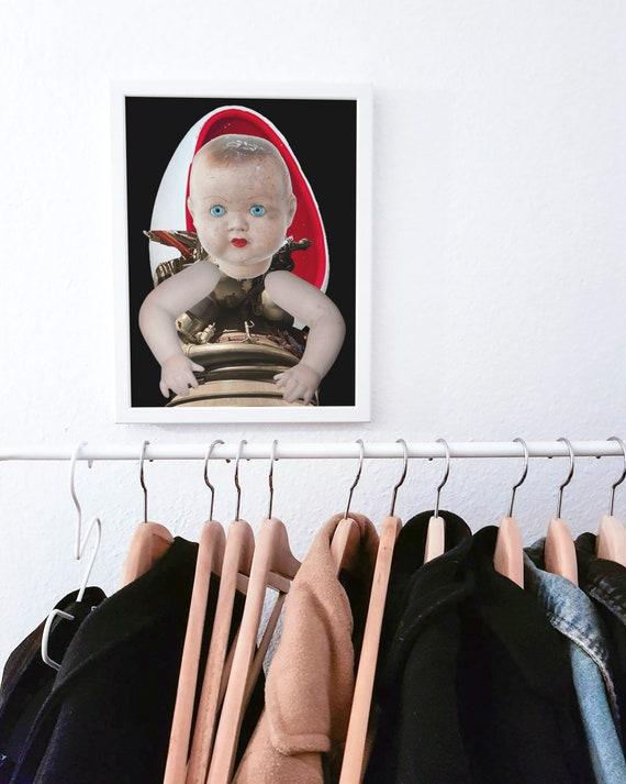 Weird Baby Print