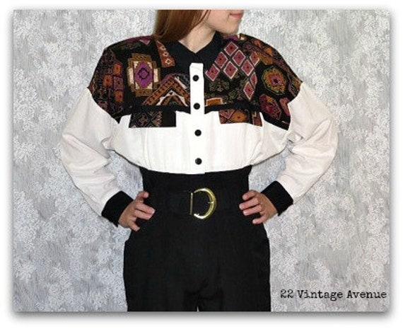 Vintage Jumpsuit - Eighties Fashion