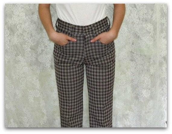 Bell Bottoms - Vintage Polyester Pants