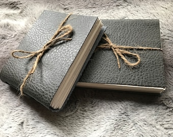 Faux Leather Journal Sketchbook