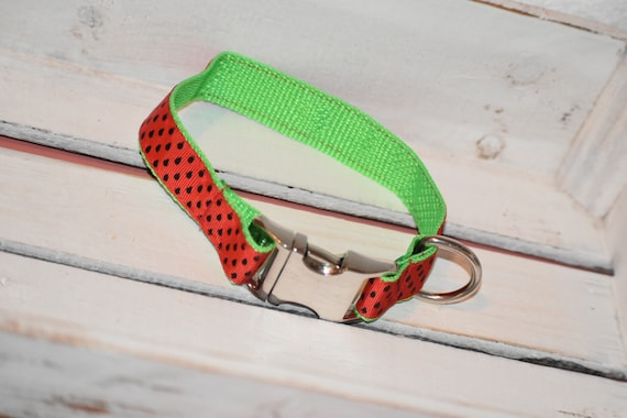 Watermellon Collar
