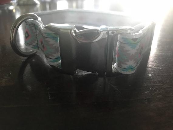 Atzec Collar *metal buckle*