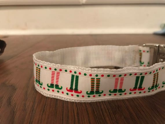 Elf on the Shelf collar