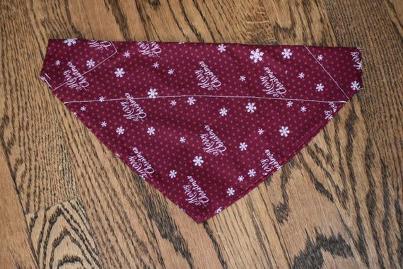 Merry and Cheer bandanna