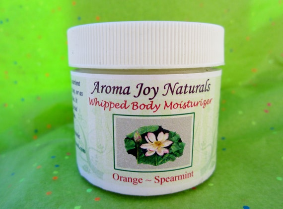 Whipped Body Moisturizer