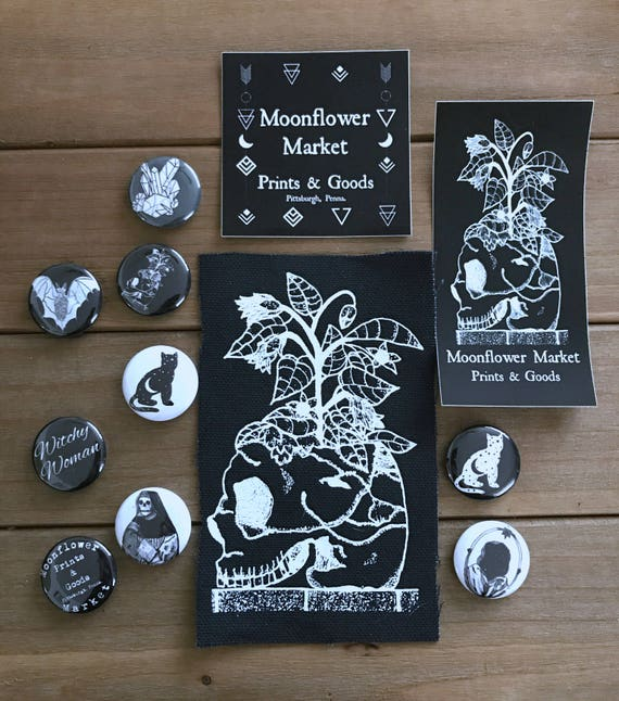 Ultimate Moonflower Market Accessories Gift Pack