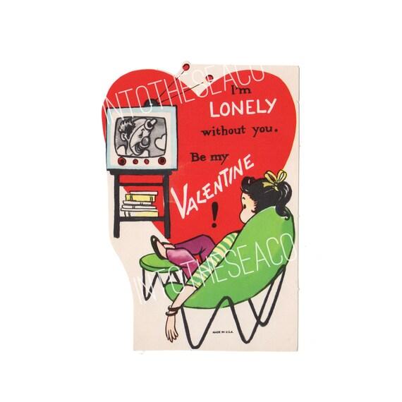 Vintage Valentine/'s Day Greeting Card Digital Image Download Printable for BoyfriendGirlfriend HusbandWife Boy Instrument Double Bass