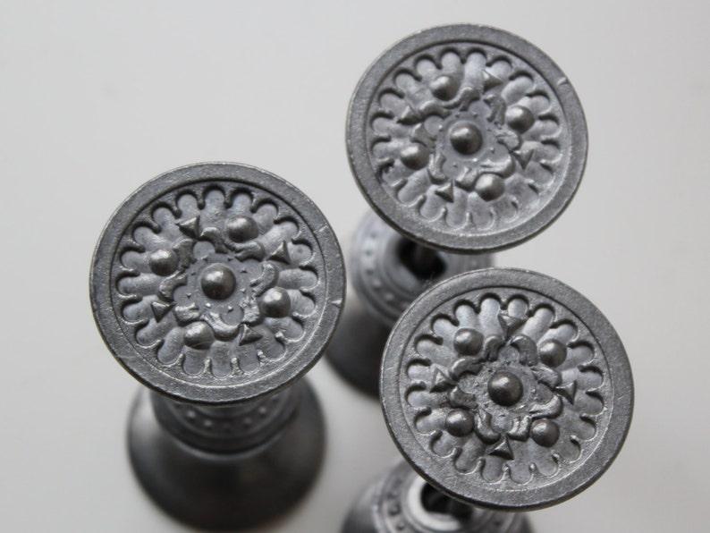 metal door knobs Vintage door knob vintage door knobs-round door handles-Soviet door handle-Metal Door Handle-Rustic Handles-Retro knobs